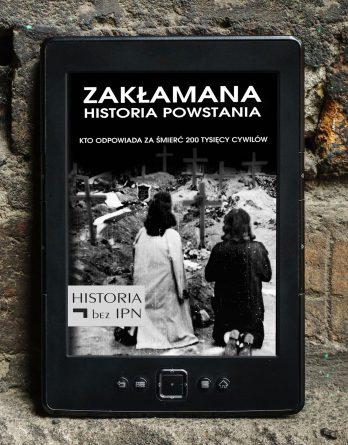 20190528 pow 1 1 348x445 - Zakłamana historia powstania I (eBook),