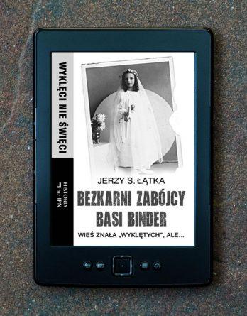 basia b 348x445 - Bezkarni zabójcy Basi Binder (eBook),