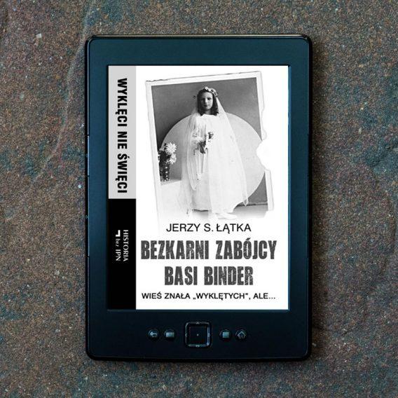 basia b 568x568 - Bezkarni zabójcy Basi Binder (eBook),