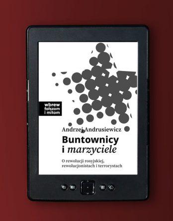 buntownicy imarzyciele andrusiewicz 348x445 - Promocje,