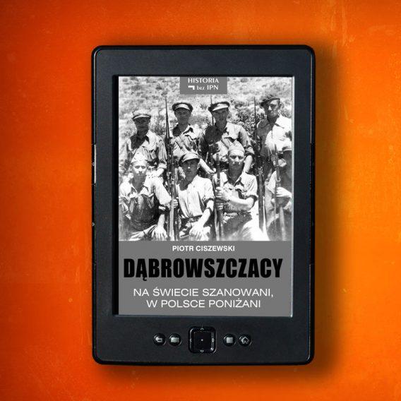 dabrowszczacy 568x568 - Dąbrowszczacy (eBook),