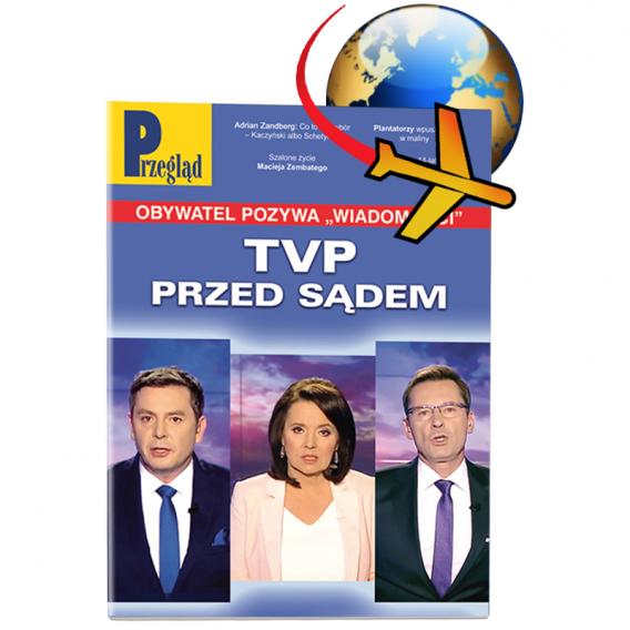 Prenumerata: Tygodnik PRZEGLĄD - kwartalna (zarganiczna)