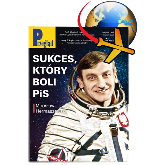 Prenumerata: Tygodnik PRZEGLĄD - półroczna (zagraniczna)