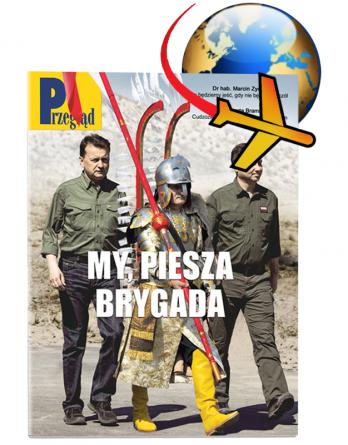 Prenumerata: Tygodnik PRZEGLĄD - roczna (zagraniczna)