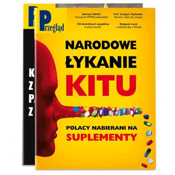 Prenumerata: Tygodnik PRZEGLĄD - kwartalna