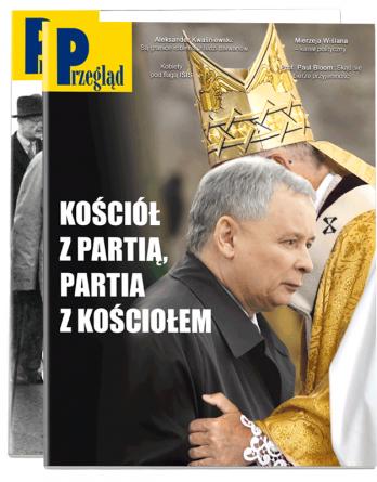 Prenumerata: Tygodnik PRZEGLĄD - półroczna
