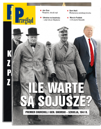 Prenumerata: Tygodnik PRZEGLĄD - roczna