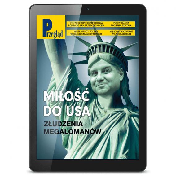 Prenumerata: Tygodnik PRZEGLĄD - miesięczna (elektroniczna)
