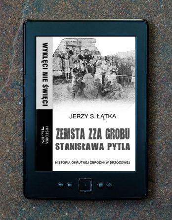 latka 348x445 - Zemsta zza grobu Stanisława Pytla (eBook),