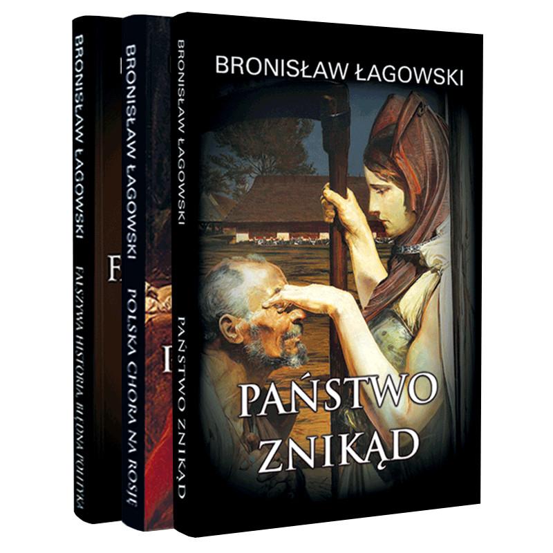 Pakiet książek prof.Łagowskiego