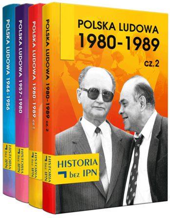 Książki: Pakiet Polska Ludowa