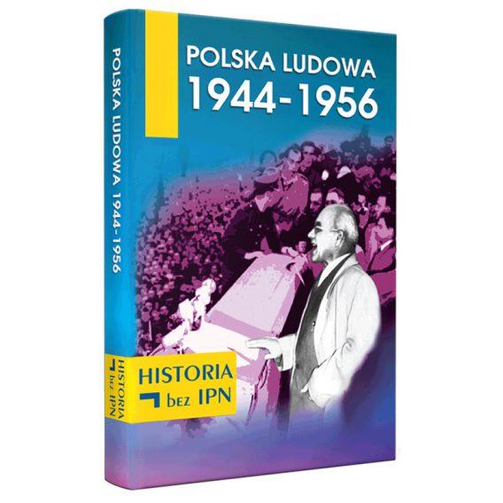 Książka: Polska ludowa 1944-1956