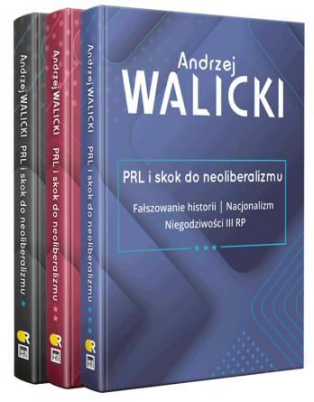 prl i skok pakiet 1 348x445 - Pakiet książek prof. Walickiego,