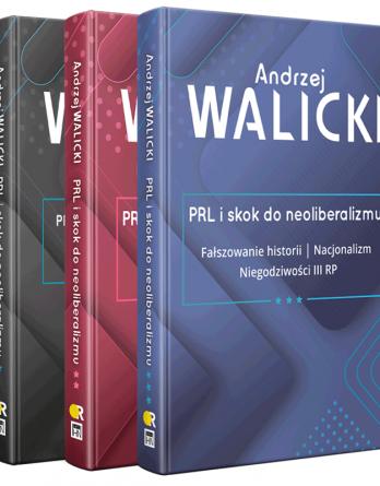 prl i skok pakiet sklep 348x445 - Pakiet książek prof. Walickiego,
