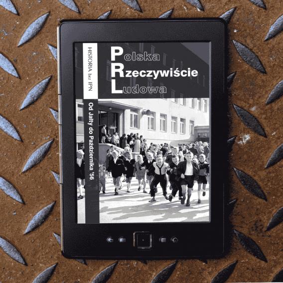 prl nowa1 568x568 - Polska Rzeczywiście Ludowa. Od Jałty do Października '56 (eBook),