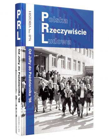 przeczywisciel 1 sklep allegro 348x445 - Polska Rzeczywiście Ludowa. Od Jałty do Października '56,
