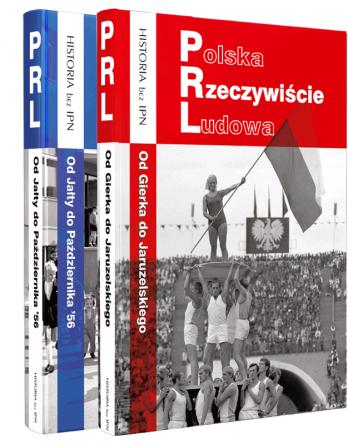 """przeczywisciel pakiet sklep allgero 348x445 - Pakiet """"Polska Rzeczywiście Ludowa"""","""