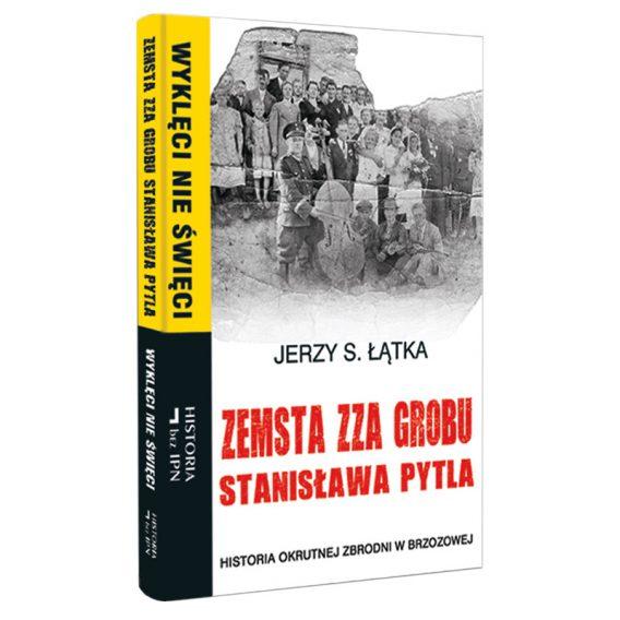 Książka: Zemsta zza grobu Stanisława Pytla